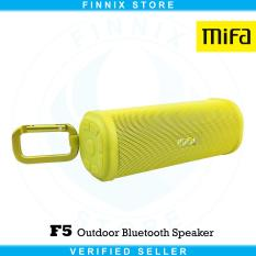 Harga Xiaomi Mifa F5 Outdoor Bluetooth Speaker With Micro Sd Slot Yellow Original