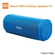 Toko Xiaomi Mifa F5 Outdoor Waterproof Ipx5 Bluetooth Portable Speaker With Micro Sd Biru Online Terpercaya