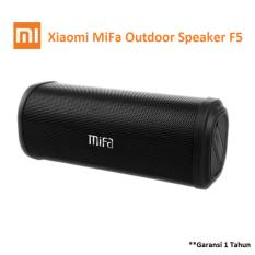 Toko Xiaomi Mifa F5 Outdoor Waterproof Ipx5 Bluetooth Portable Speaker With Micro Sd Hitam Yang Bisa Kredit