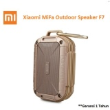 Beli Barang Xiaomi Mifa F7 Outdoor Bluetooth Speaker Ipx6 Water Resistant With Micro Sd Card Slot Online