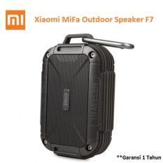 Xiaomi Mifa F7 Outdoor Waterproof Ipx6 Bluetooth Portable Speaker Grey Diskon Dki Jakarta