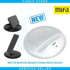 Harga Xiaomi Mifa H2 Bluetooth Speaker Portable Stereo Bracket For Mobile Online