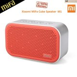 Spesifikasi Xiaomi Mifa M1 Bluetooh Portable Speaker Cube With Microsd Slot New Version Terbaik