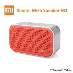 Xiaomi Mifa M1 Bluetooth Portable Speaker Cube With Micro Sd Pink Terbaru