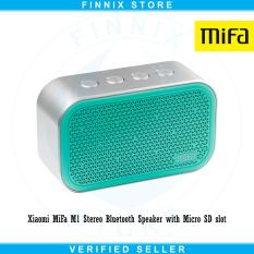 Jual Xiaomi Mifa M1 Stereo Bluetooth Speaker With Micro Sd Slot Blue Murah