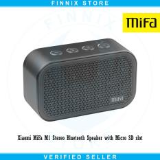 Harga Xiaomi Mifa M1 Stereo Bluetooth Speaker With Micro Sd Slot Gray Yg Bagus