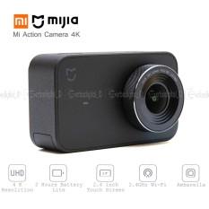 Toko Xiaomi Mijia Action Camera 4K 30Fps Internasional Like Xiao Yi Lite 4K Online Dki Jakarta