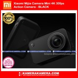 Spesifikasi Xiaomi Mijia Camera Mini 4K 30Fps Action Camera International Black Terbaik