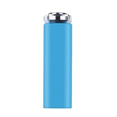 Jual Xiaomi Mikey Quick Button Dustproof Plug Earphone Jack Plug Blue Di Bawah Harga