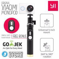 Review Toko Xiaomi Monopod Tongsis With Remote Shutter Tomsis Xiaomi Yi Original Online