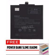 Cara Beli Xiaomi Original Baterai Bm47 For Xiaomi Redmi 3 4100 Mah Free Power Bank Xiaomi Random Color