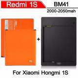 Xiaomi Original Battery Bm41 Redmi 1S Dekstop Charger Asli