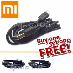 Xiaomi Original Micro USB and Data Sync Cable Charger 2A / Special One Kabel Data Xiomi BUY 1 GET 1
