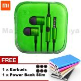 Jual Xiaomi Piston 2 Earphone Hendset Hendsfree Big Bass Piston Mi 2Nd Generation Handsfree Headset Warna Random Acak Free Earbuds Power Bank Slim Xiaomi