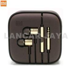 Xiaomi Piston 2 Generation Earphone Handsfree/Headset Big Bass Original - warna RANDOM