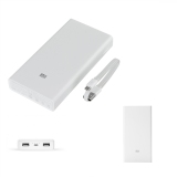 Ulasan Lengkap Tentang Xiaomi Powerbank 20000Mah Portable Battery Quick Charge 2 Usb Output