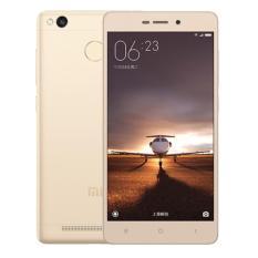 Xiaomi Redmi 3S 4G 32Gb Gold Tam Di Indonesia