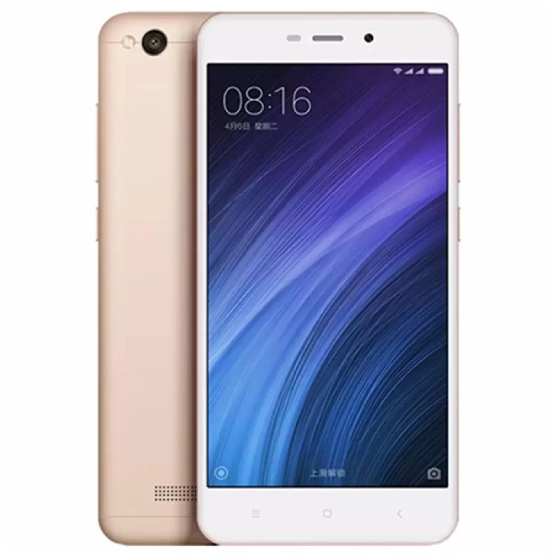 Beli Xiaomi Redmi 4A 16Gb Gold Ready Bahasa Indonesia 4G Pakai Kartu Kredit