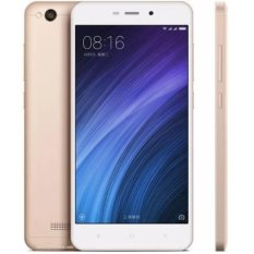 Xiaomi Redmi 4A - 16GB - Gold (Ready Bhs Indonesia & 4G Indonesia)