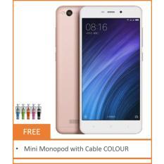 Toko Xiaomi Redmi 4A 4G 2Gb 16Gb Rose Gold Lengkap Jawa Barat