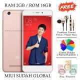 Harga Xiaomi Redmi 4A Ram 2Gb Rom 16Gb 4G Lte Rose Gold Satu Set