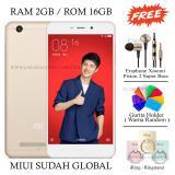 Toko Xiaomi Redmi 4A Ram 2Gb Rom 16Gb 4G Lte White Gold Online Terpercaya