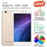 Kualitas Xiaomi Redmi 4A Ram 2Gb Rom 16Gb Free 3 Item Gold Xiaomi