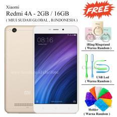 Toko Xiaomi Redmi 4A Ram 2Gb Rom 16Gb Free 3 Item Gold Murah Di Dki Jakarta