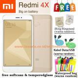 Promo Xiaomi Redmi 4X Prime 3Gb 32Gb Garansi Resmi Tam Xiaomi Terbaru