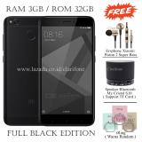 Ulasan Lengkap Tentang Xiaomi Redmi 4X Prime Ram 3Gb Rom 32Gb 4G Matte Black
