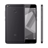 Beli Xiaomi Redmi 4X Ram 2Gb Room 16Gb Black Free Soft Case Babyskin Black Matte Tempered Glass Handsfree Xiao Mi Asli