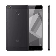 Harga Xiaomi Redmi 4X Ram 2Gb Room 16Gb Black Free Soft Case Babyskin Black Matte Tempered Glass Handsfree Branded