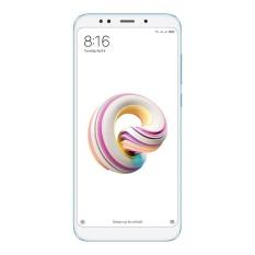 Xiaomi Redmi 5 Plus 4 64 Blue Snapdragon 625 Asli