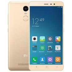 Beli Xiaomi Redmi Note 3 4G Lte 3 Gb 32 Gb Gold Lengkap