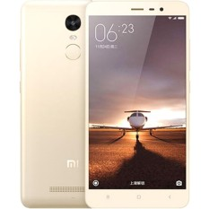 Xiaomi Redmi Note 3 - Gold [32GB / 3GB] + Free Ring Holder