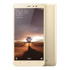 Toko Xiaomi Redmi Note 3 Pro 32Gb Gold Online Di Jawa Barat