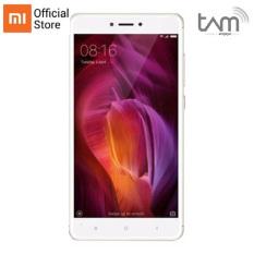 Xiaomi Redmi Note 4 - 3GB/32GB - Gold - Garansi Resmi TAM