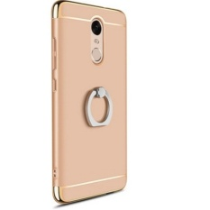 Harga Xiaomi Redmi Note 4 Case Pc Hardcase Plus Ring Gold Fashion Asli