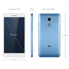 Xiaomi Redmi Note 4X 3/32 Blue Snapdragon 625