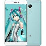 Xiaomi Redmi Note 4X Green 3Gb 32Gb Hatsune Miku Special Edition Murah