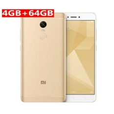 Harga Xiaomi Redmi Note 4X Ram 4Gb 64Gb Gold Garansi 1 Tahun Xiaomi Indonesia