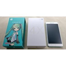Review Xiaomi Redmi Note 4X Snapdragon Ram 3 Gb Rom 32 Gb Limited Edition Hatsune Miku Blue Rare Indonesia