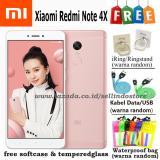 Promo Xiaomi Redmi Note 4X Snapdragon Ram 3Gb Rom 32Gb Di Dki Jakarta
