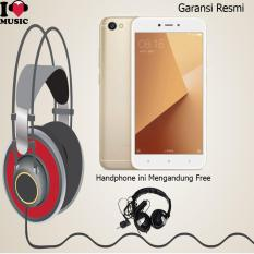 Xiaomi Redmi Note 5 Gold 2/16GB Free Headphone