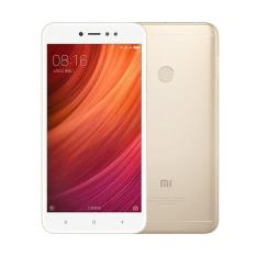 Jual Xiaomi Redmi Note 5A Prime Gold 32Gb Rom 3Gb Ram Handphone Android Smartphone Garansi Resmi Tam Termurah