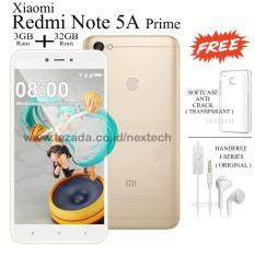 Xiaomi Redmi Note 5A Prime - Ram 3GB - Rom 32GB - 4G/LTE - Layar 5.5