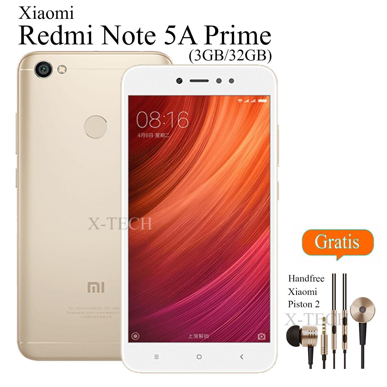 Beli Xiaomi Redmi Note 5a 2gb 16gb Garansi Distributor 1 Tahun 2 4g Lte Prime Ram 3gb Rom 32gb 55