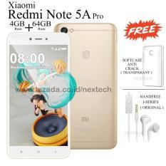 Toko Xiaomi Redmi Note 5A Pro Ram 4Gb Rom 64Gb 4G Lte Fingerprint Lengkap Dki Jakarta