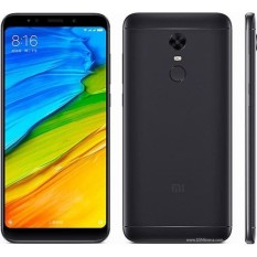 Xiaomi Redmi 5 Plus RAM 4GB/ 64GB Black Garansi TAM - Free Softcase Original
