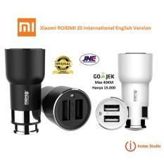 Xiaomi Roidmi 2S International English Version Dual USB Port 2.4A